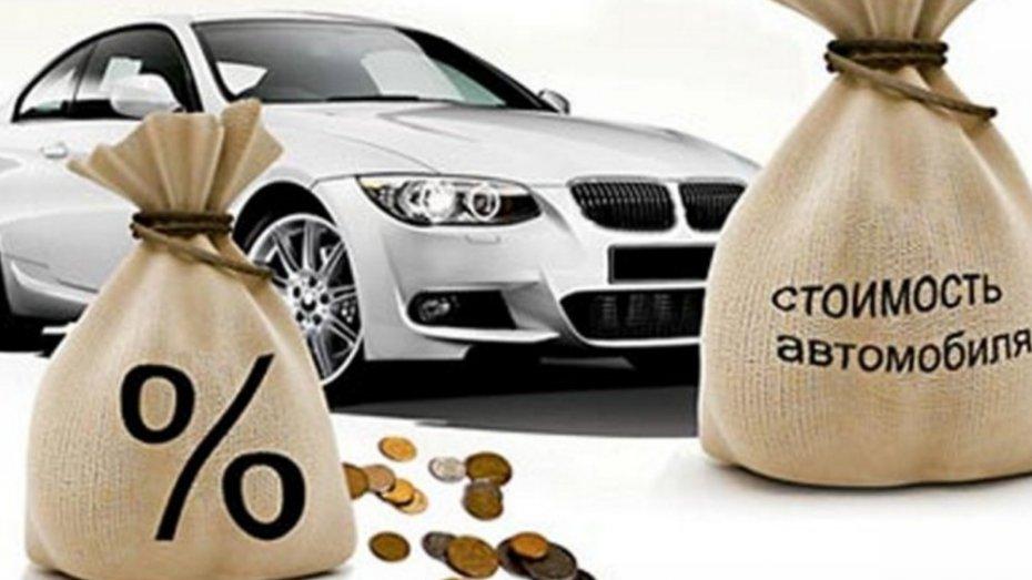 как оформить кредит на покупку авто