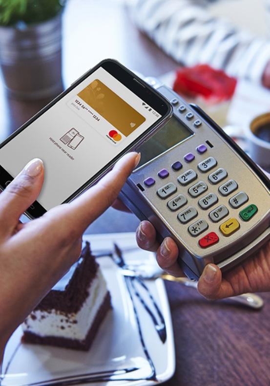 Растет популярность бесконтактных платежей