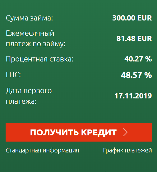 aizdevums Latvijā